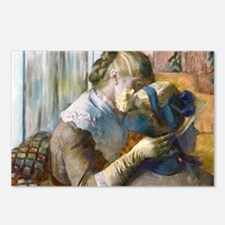 Coin Degas Milliners Postcards (Package of 8)
