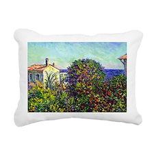 73 Rectangular Canvas Pillow