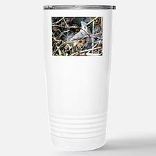 TuftedTitmouse10x8 Stainless Steel Travel Mug