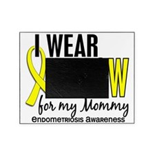 D I Wear Yellow For My Mommy10 Endom Picture Frame