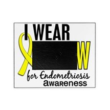D I Wear Yellow For Awareness 10 End Picture Frame