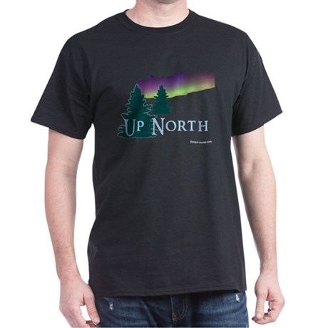 Up North Dark T-Shirt