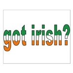 Got Irish Small Poster