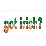 Got Irish Postcards (Package of 8)