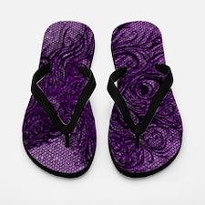 showerart5 Flip Flops