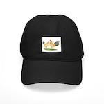 Blue-tail Buff OE Black Cap