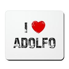 I * Adolfo Mousepad