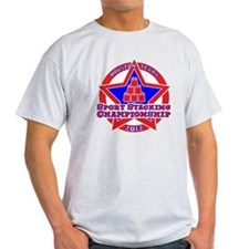 on blk Texas Championship T-Shirt