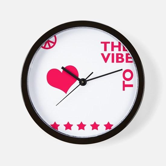 livetodance2 Wall Clock