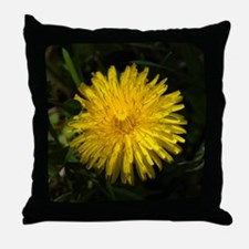 dandelion1 Throw Pillow