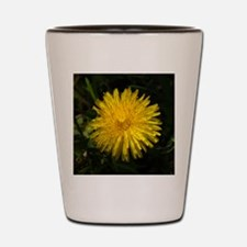 dandelion1 Shot Glass