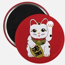 Maneki Neko Cat Magnet