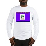 i saw your dad at tropics Long Sleeve T-Shirt