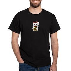 Maneki Neko Cat T-Shirt