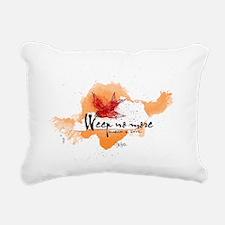 weepnomore-cardinal Rectangular Canvas Pillow