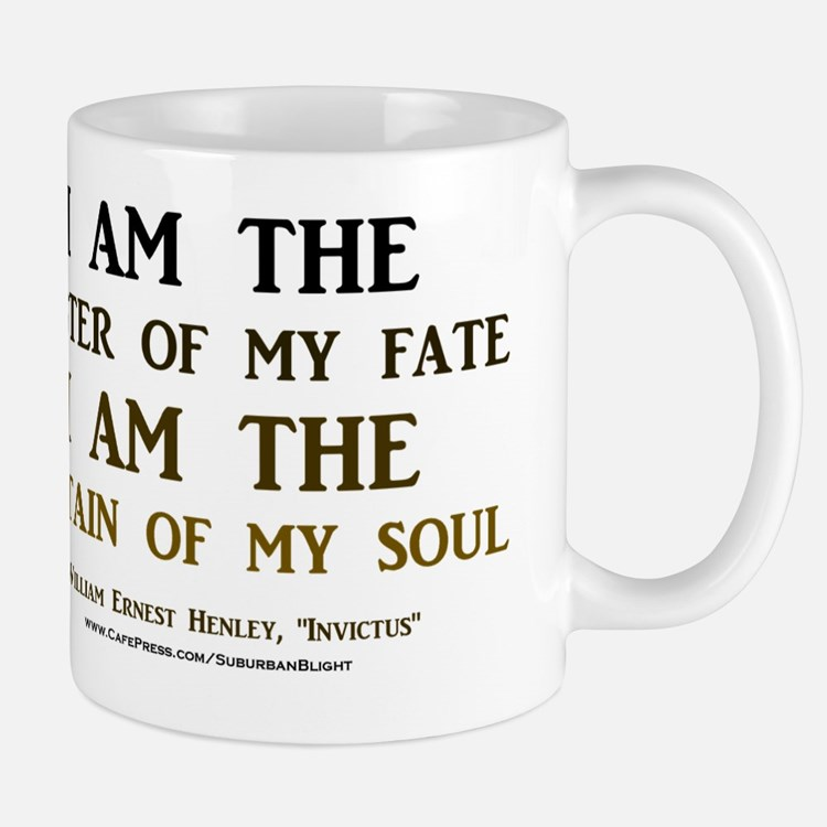 Master Of My Fate 2 light apparel Mug