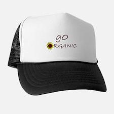 go organic Trucker Hat