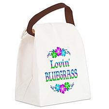 bluegrassl Canvas Lunch Bag