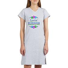 bluegrassl Women's Nightshirt