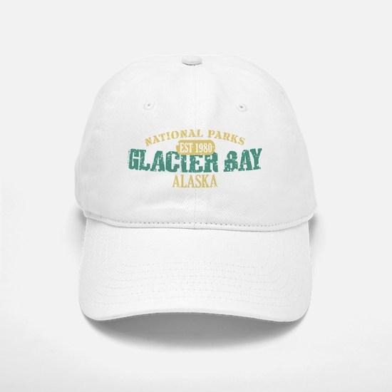 Glacier Bay 3a Baseball Baseball Cap