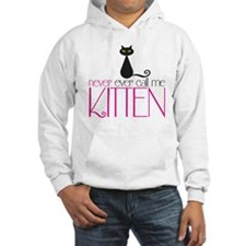 kitten copy Hooded Sweatshirt