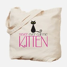kitten copy Tote Bag
