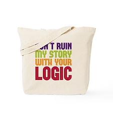 ruin copy Tote Bag