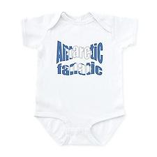 Antarctic fanatic flag Infant Bodysuit