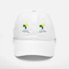 Pythagoras_bev copy Baseball Baseball Cap