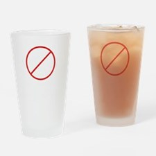 drink and derive wh Drinking Glass