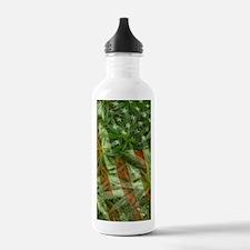 weed flag Water Bottle
