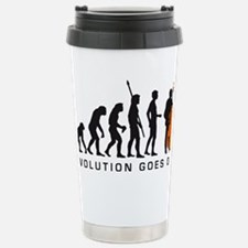 Evolution bass 2c B Travel Mug