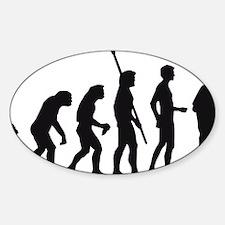 Evolution Bauer B Decal