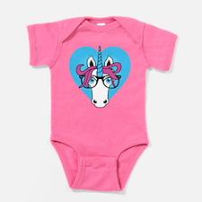 Smarty-corn Baby Bodysuit
