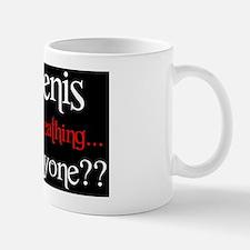 my penis2 Mug