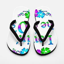 Lovin80s Flip Flops