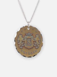 Chrysler Cordoba Emblem Desi Necklace