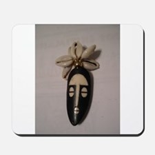 The Cowrie Mask Mousepad