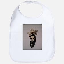 The Cowrie Mask Bib