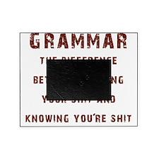 grammarT Picture Frame