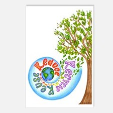earthday2 Postcards (Package of 8)
