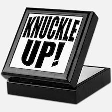 KNUCKLE UP Keepsake Box