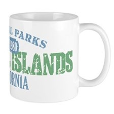 Channel Islands 3 Mug