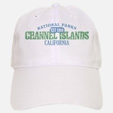 Channel Islands 3 Baseball Baseball Cap