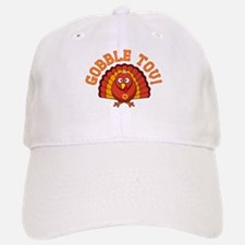 Gobble Tov Thanksgivukkah Turkey Baseball Baseball Baseball Cap
