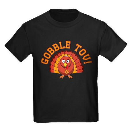 Gobble Tov Thanksgivukkah Turkey T-Shirt