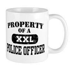 Property of a Police officer Mug