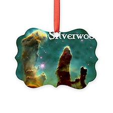 Silverwood-pillars Ornament