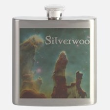 Silverwood-pillars Flask