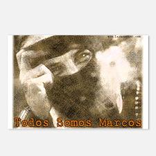 Todos Somos Marcos Postcards (Package of 8)